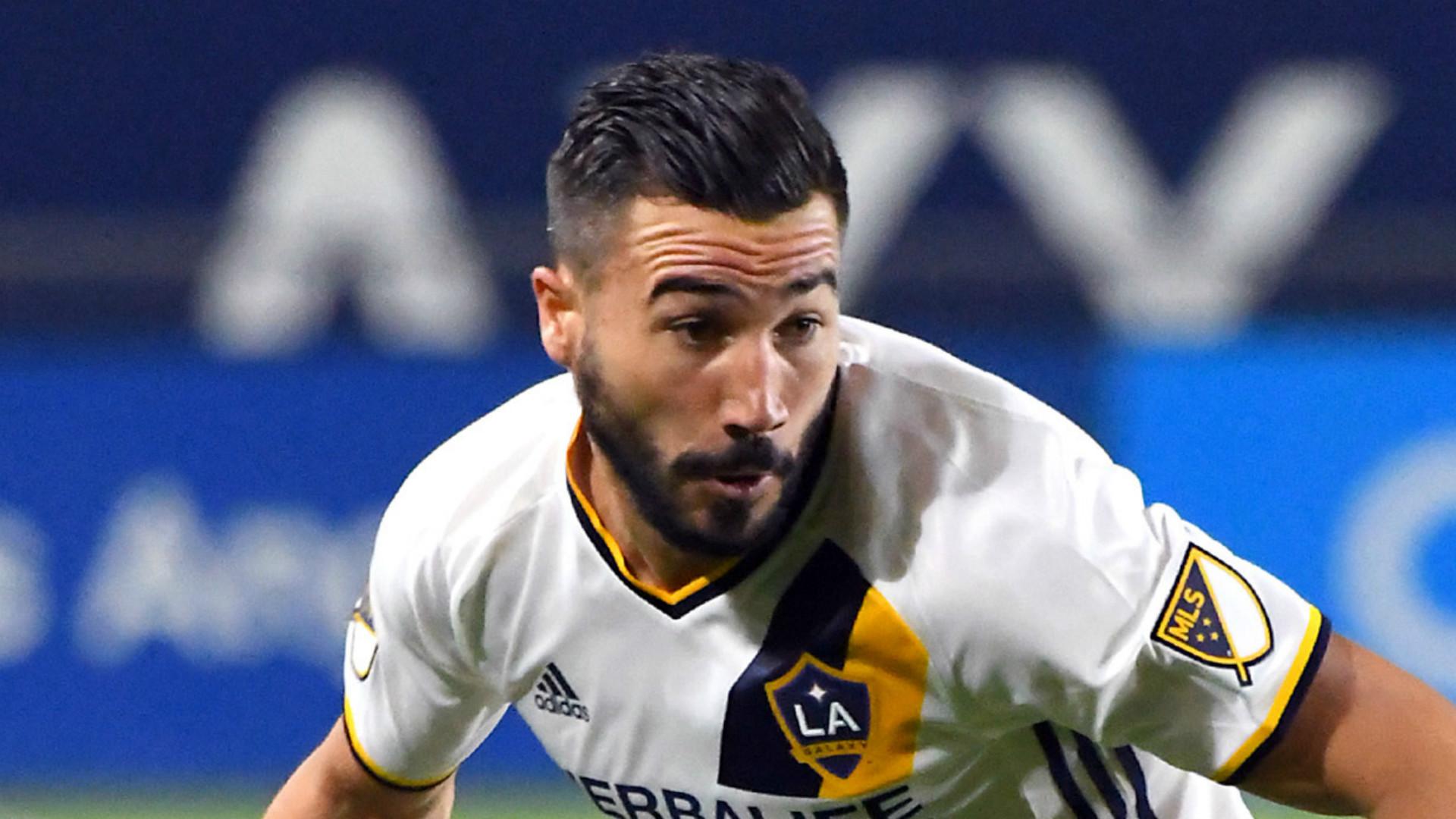 Romain Alessandrini MLS LA Galaxy 04292017