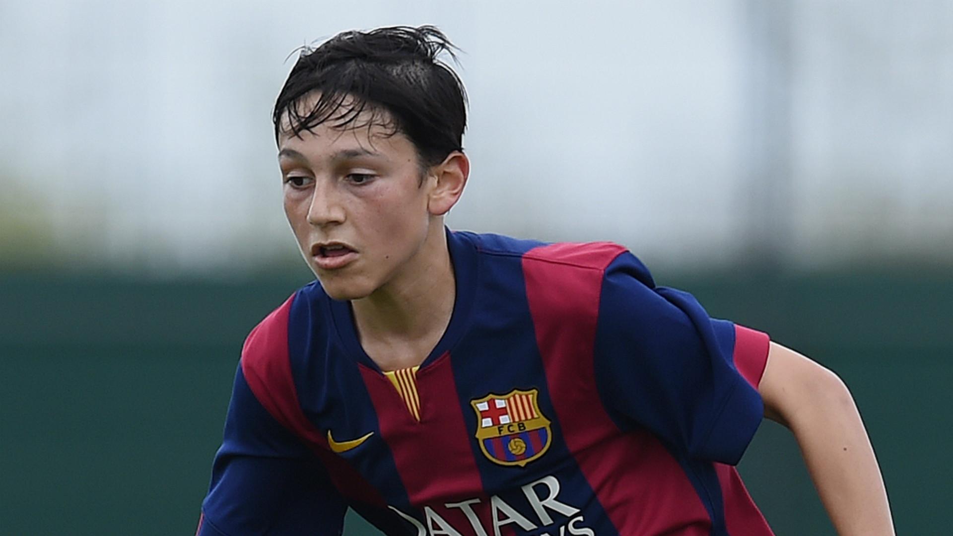 Arsenal close to signing Barcelona starlet Joel Lopez