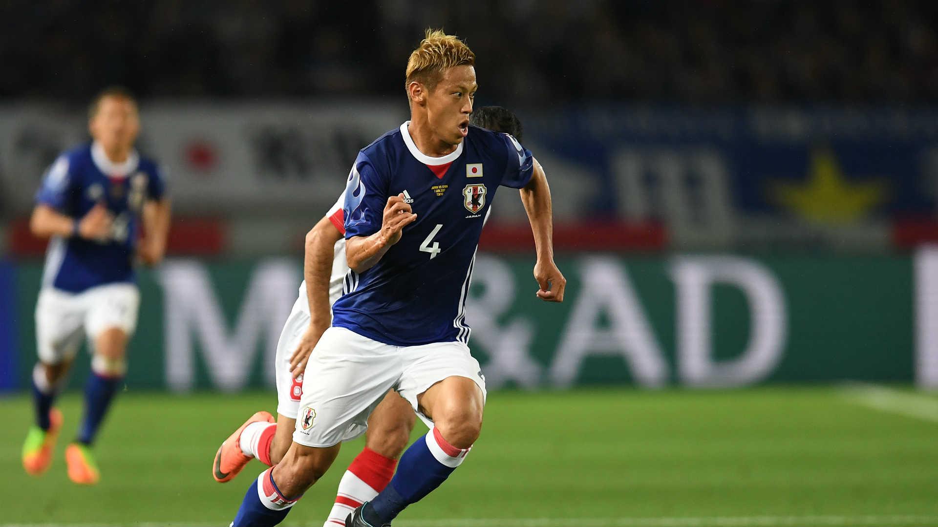 サッカー 日本 代表 新 ユニフォーム 2017