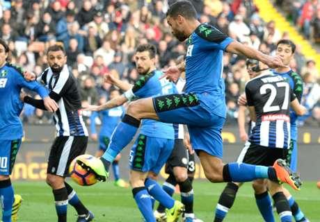 VIDEO - Highlights Udinese-Sassuolo 1-2