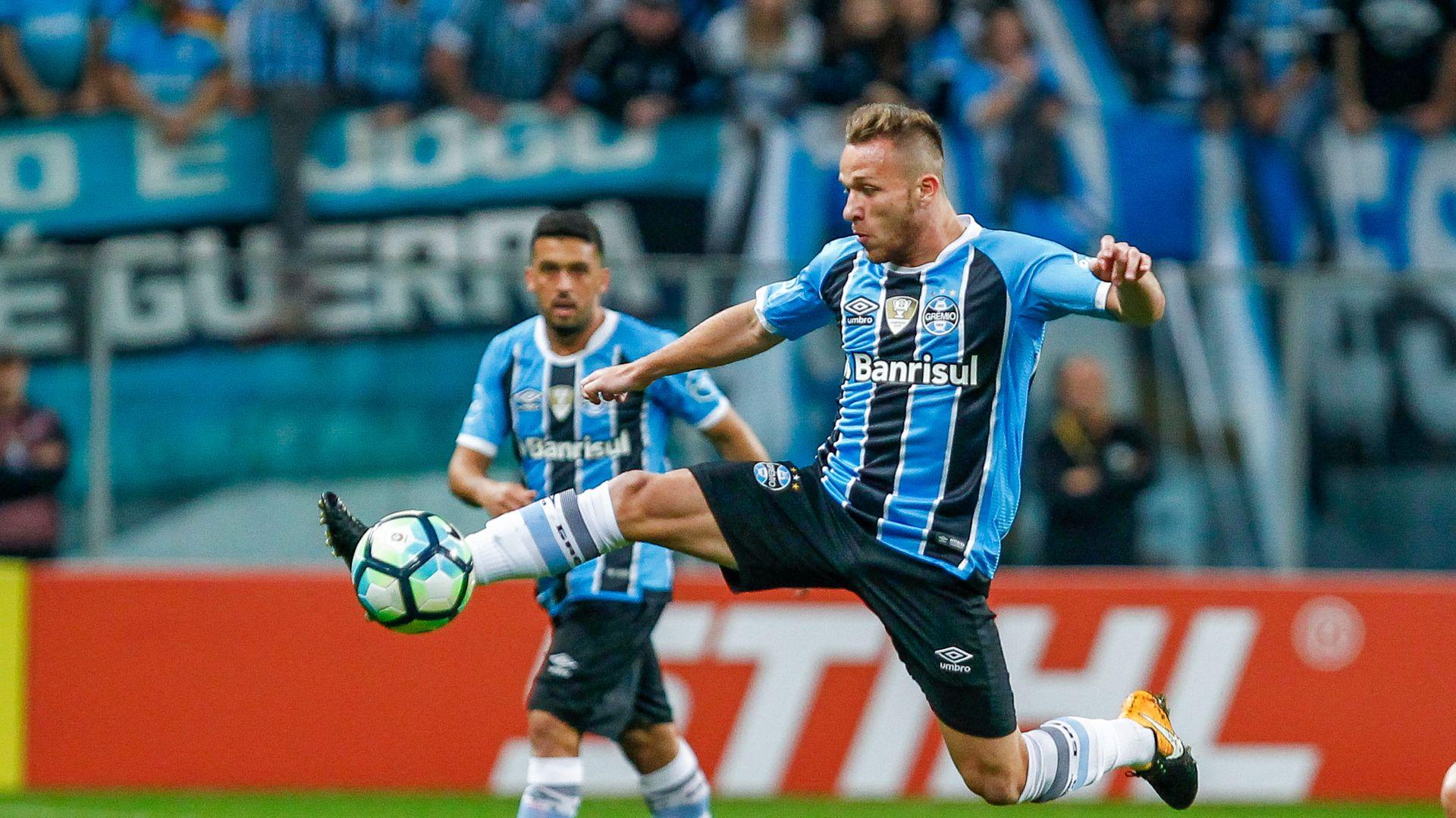 Arthur Gremio Cruzeiro Copa do Brasil 16082017