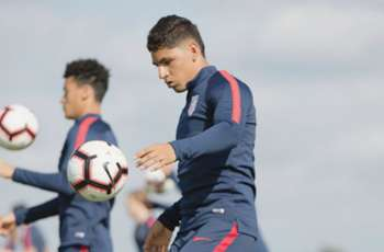 Former Mexico U-17 star Lara feels at home being back in USMNT youth setup