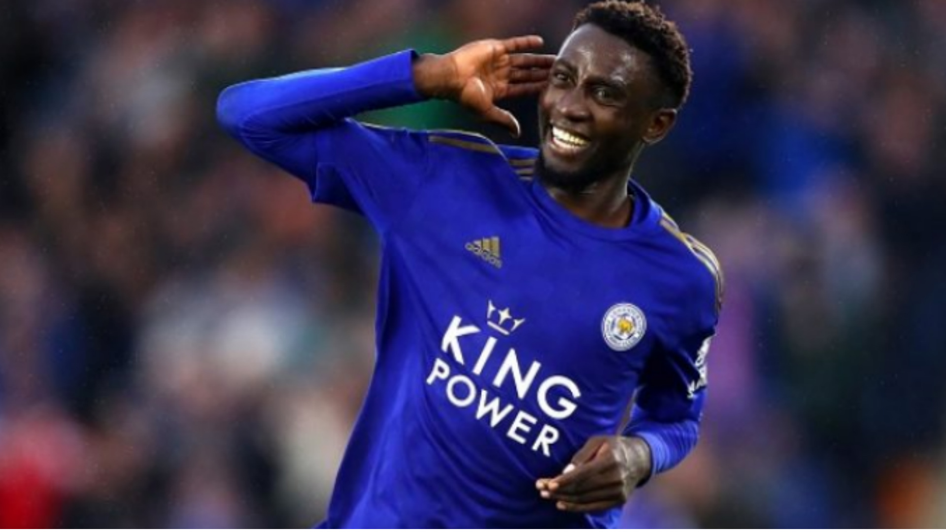 Ndidi hails Leicester City's 'amazing performance' against Arsenal