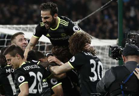 Chelsea no deja dudas ante WHU