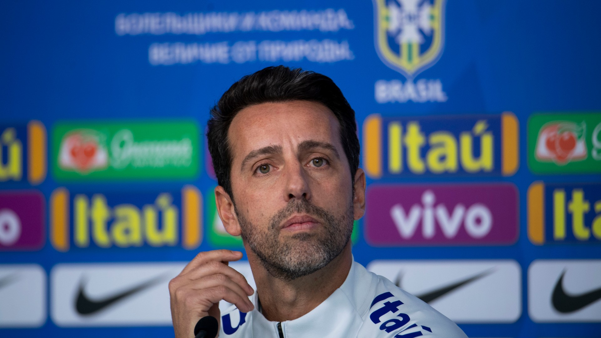 Edu replaced by Brazil amid links to Arsenal technical director role