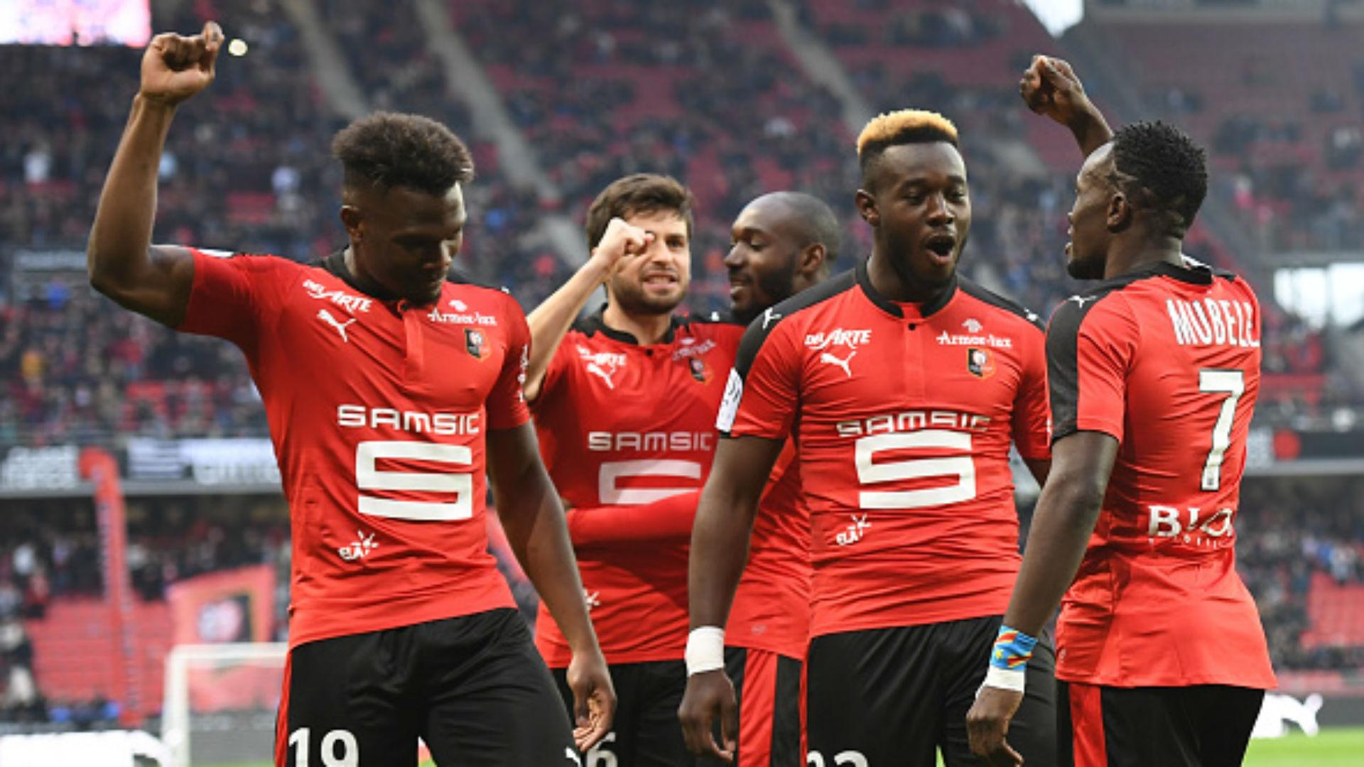 Rennes LOSC J33 Ligue 1