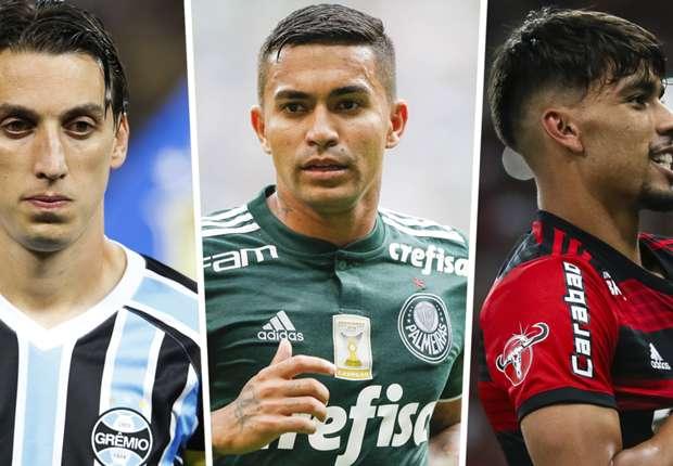 Os melhores do Brasileirão 2018 que podem aparecer na Seleção Brasileira
