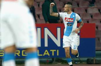 Napoli 3-0 Inter: Hamsik and Insigne on target as Pioli's men flounder