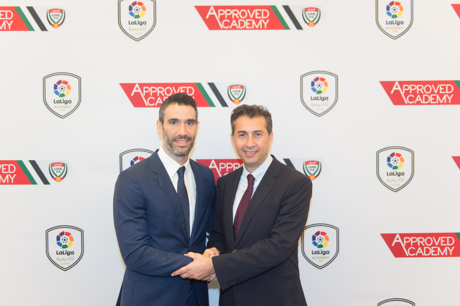news main first ever liga football academy launches