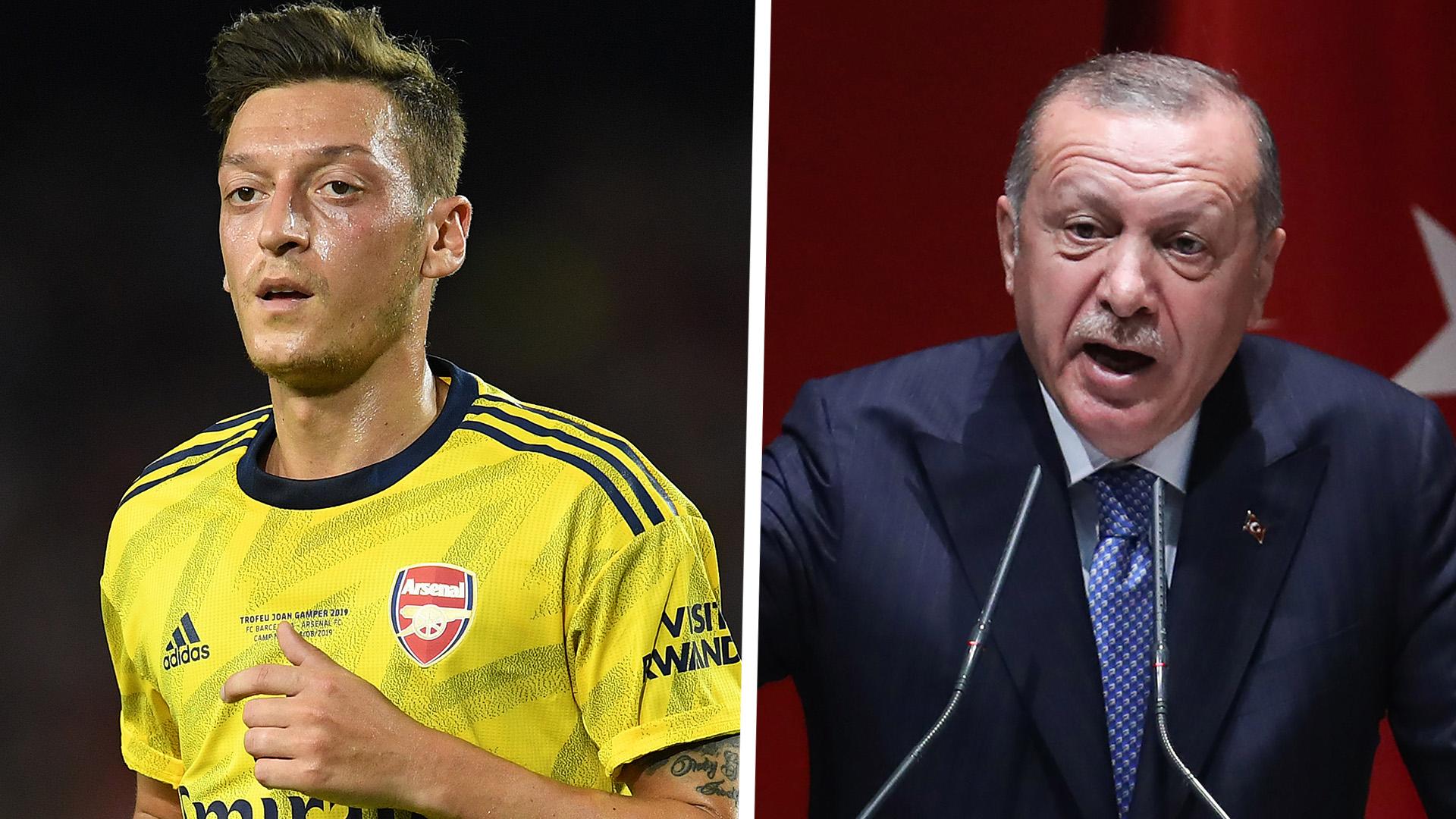 Explained: Mesut Ozil's relationship with Turkey president Erdogan