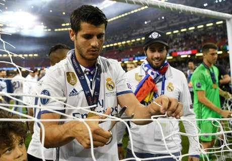 ¿Cómo alineará Chelsea con Morata?