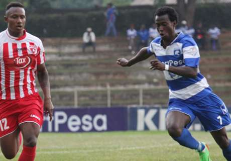 Mathare confirm midfielder from Ushuru