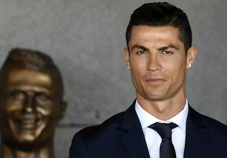 Ronaldo: I didn't ask for this!
