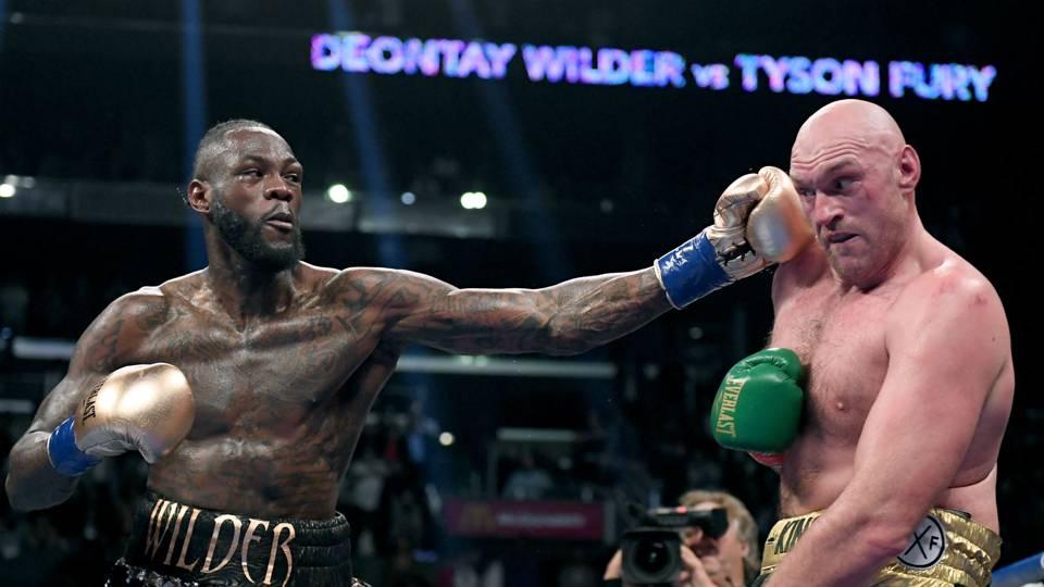 Deontay Wilder Tyson Fury 2018
