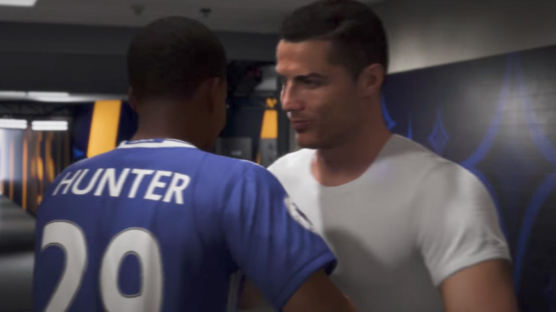 the journey in fifa 18 alex hunter 39 s story so far what. Black Bedroom Furniture Sets. Home Design Ideas