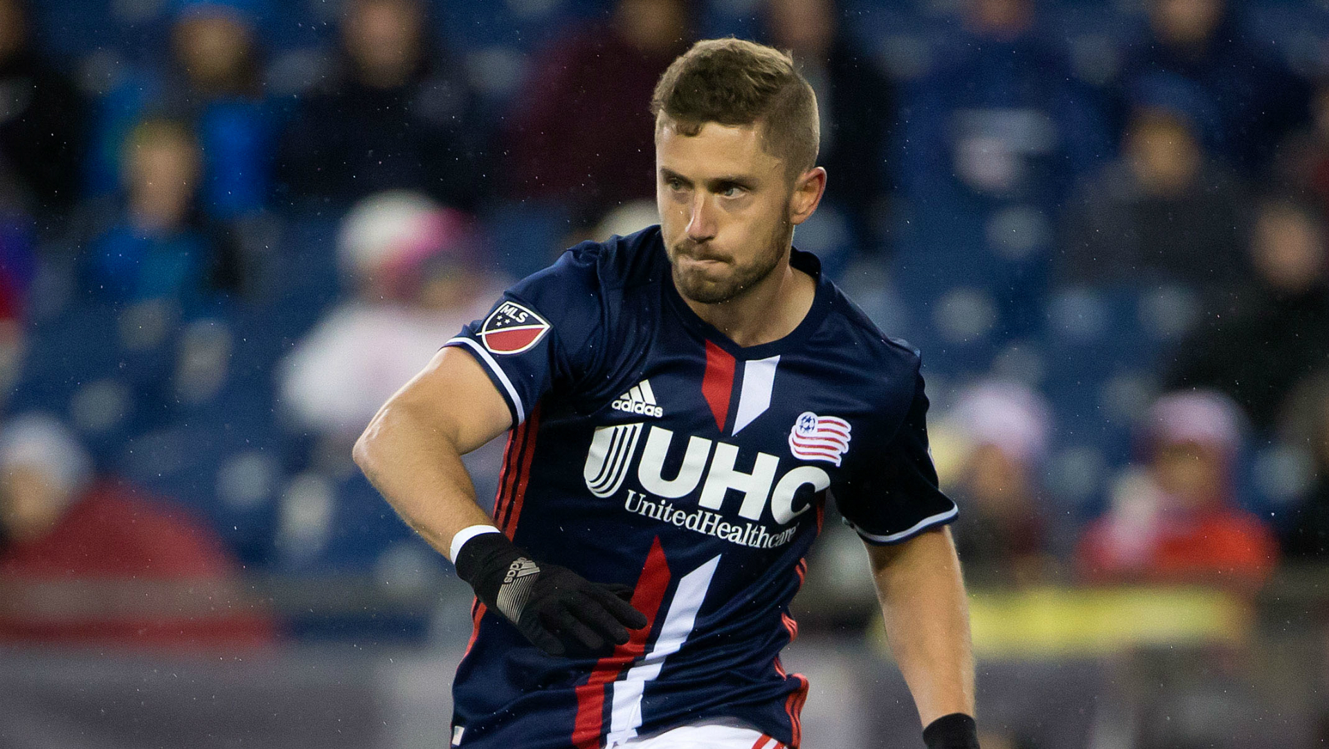 Chris Tierney New England Revolution