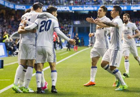 Real Madrid MORAL buldu
