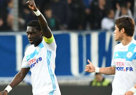 Ligue 1: Marseille ringt Nizza nieder