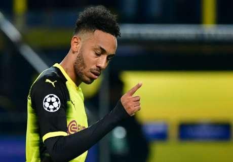 Aubameyang's strike fails to lift Dortmund vs.Tottenham