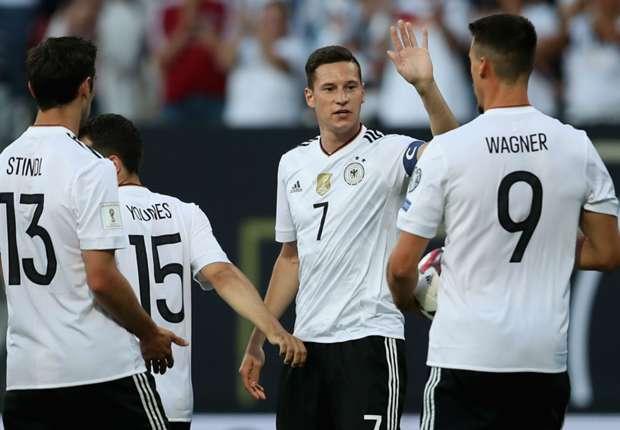 Draxler Stindl Germany