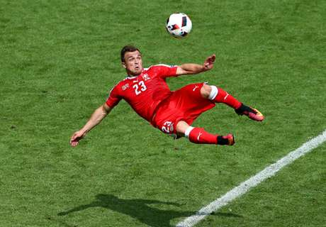 WATCH: Shaqiri's scissor kick