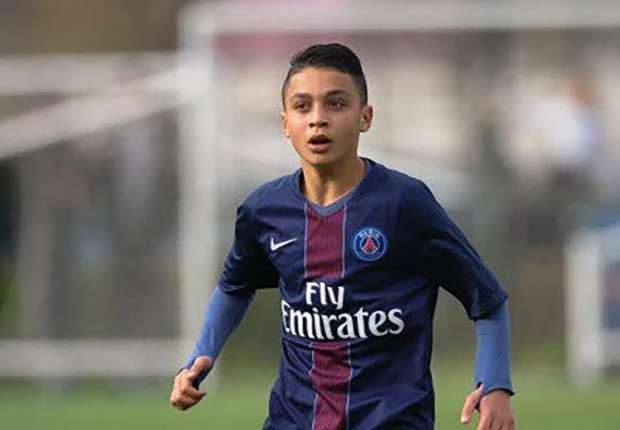 Paris Saint-Germain Gaet Youngster Barcelona