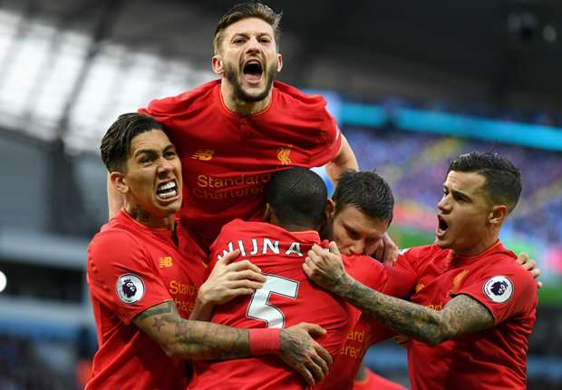 An engrossing encounter at the Etihad ended 1-1 on Sunday as the Reds continued their unbeaten run against their Premier League rivals