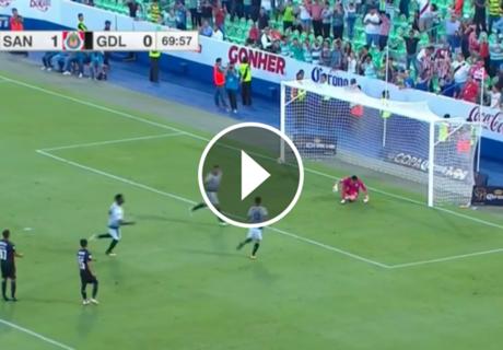 ► Los goles de la J1 de la Copa MX