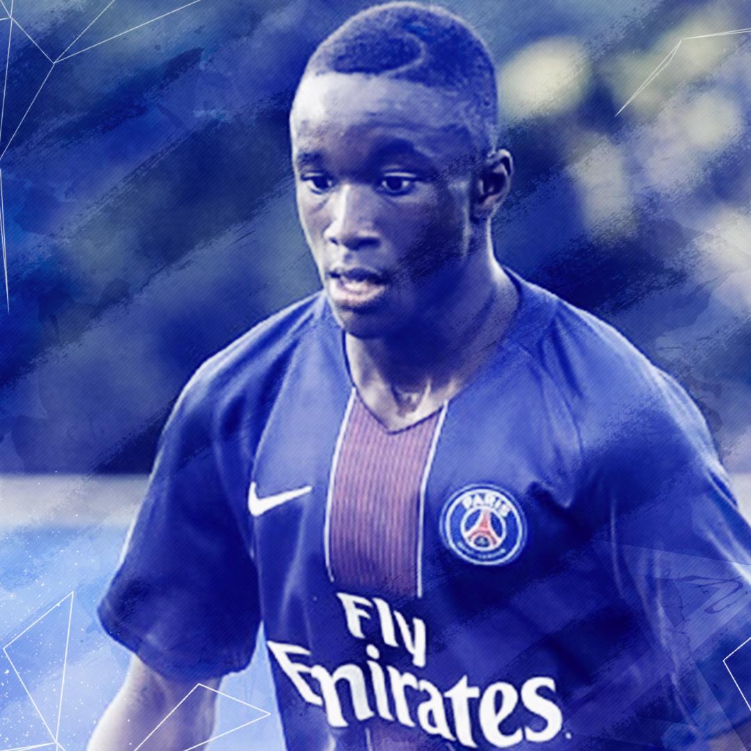 Maglia Home PSG Moussa DIABY