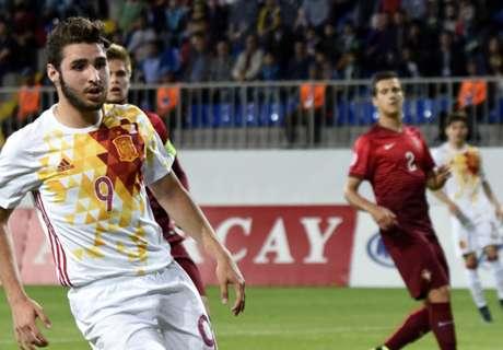 España pasa a semifinales en el Mundial sub 17
