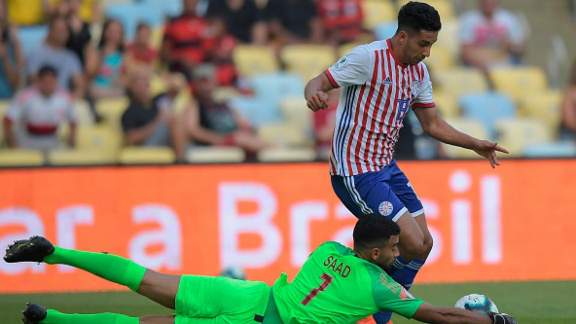 Paraguay kaçtı, Katar yakaladı: 2-2