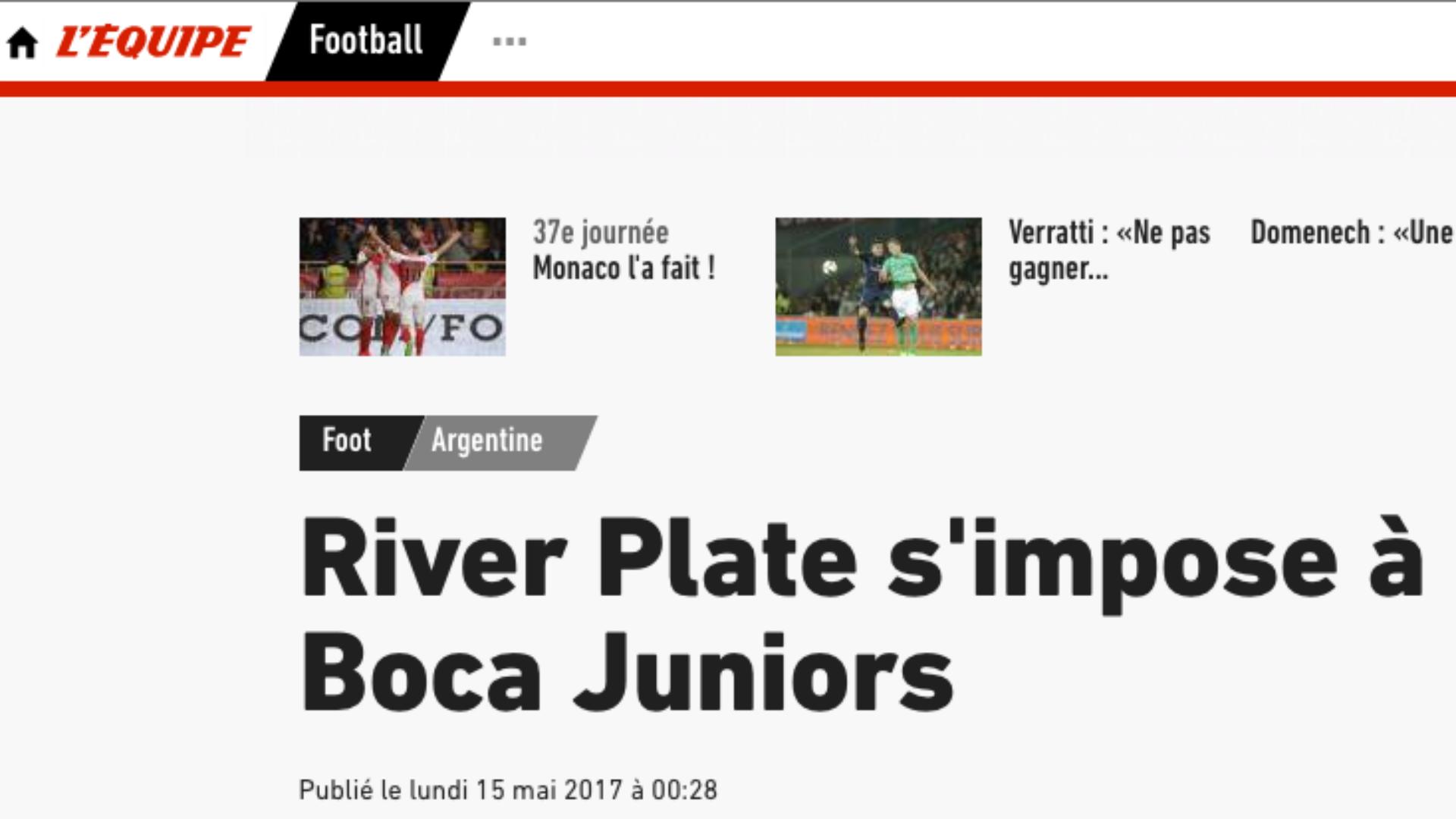 River frenó a Boca, se prendió y le puso pimienta al torneo