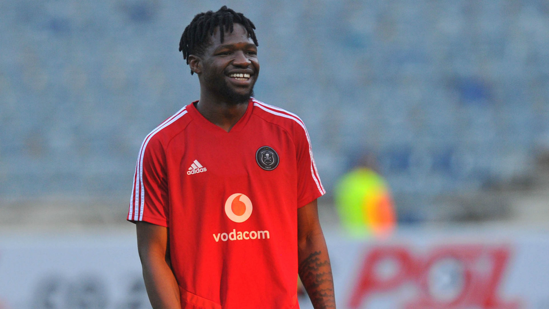 Hard working Mabasa is rewarded for not being a selfish player - Orlando Pirates coach Mokwena