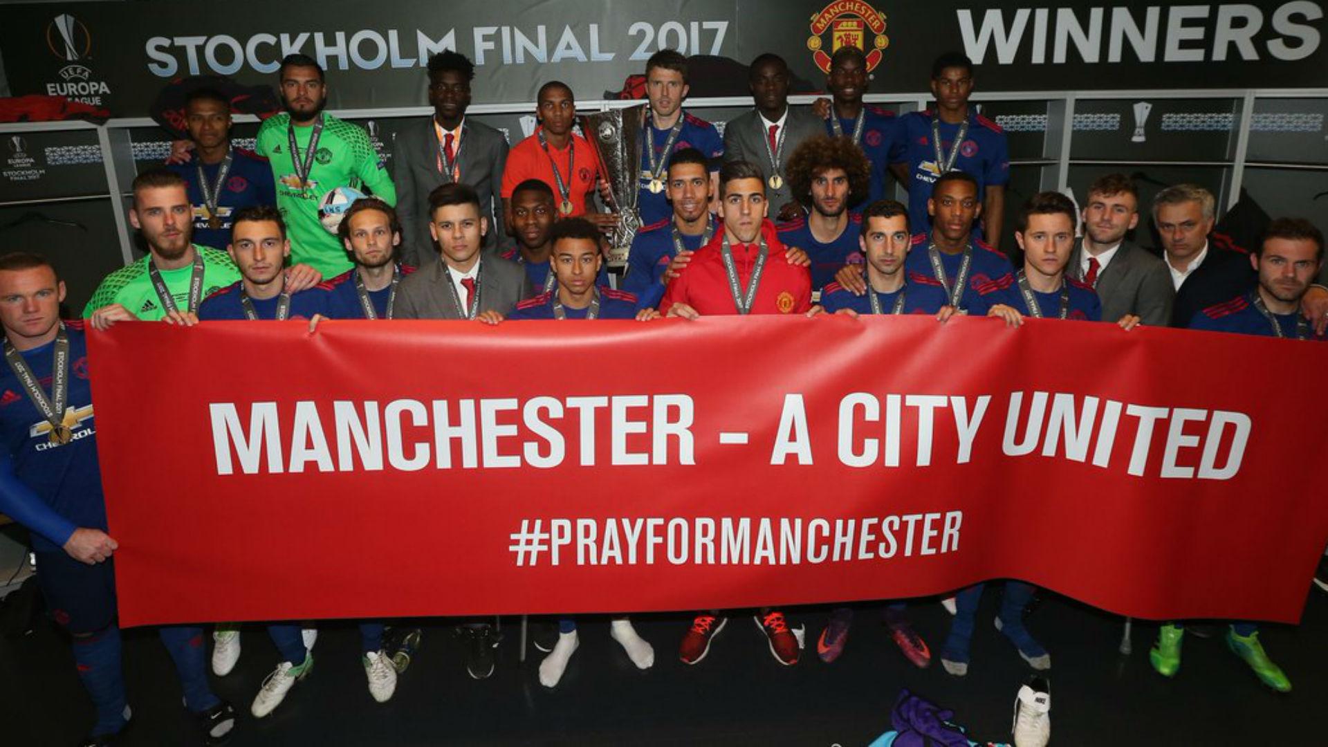 United y City donarán dinero para las víctimas del atentado