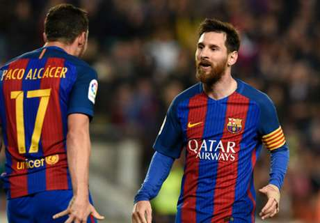 Messi's goals earn most Liga points