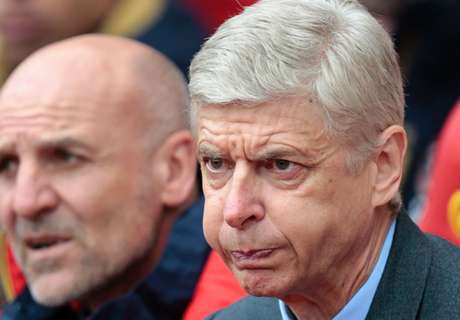 Wenger mistakes doctor for Unai Emery