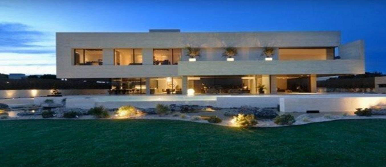 Ronaldo House Goal Com