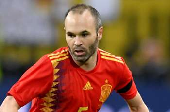 Barcelona & Spain will miss inspiration Iniesta when he's gone