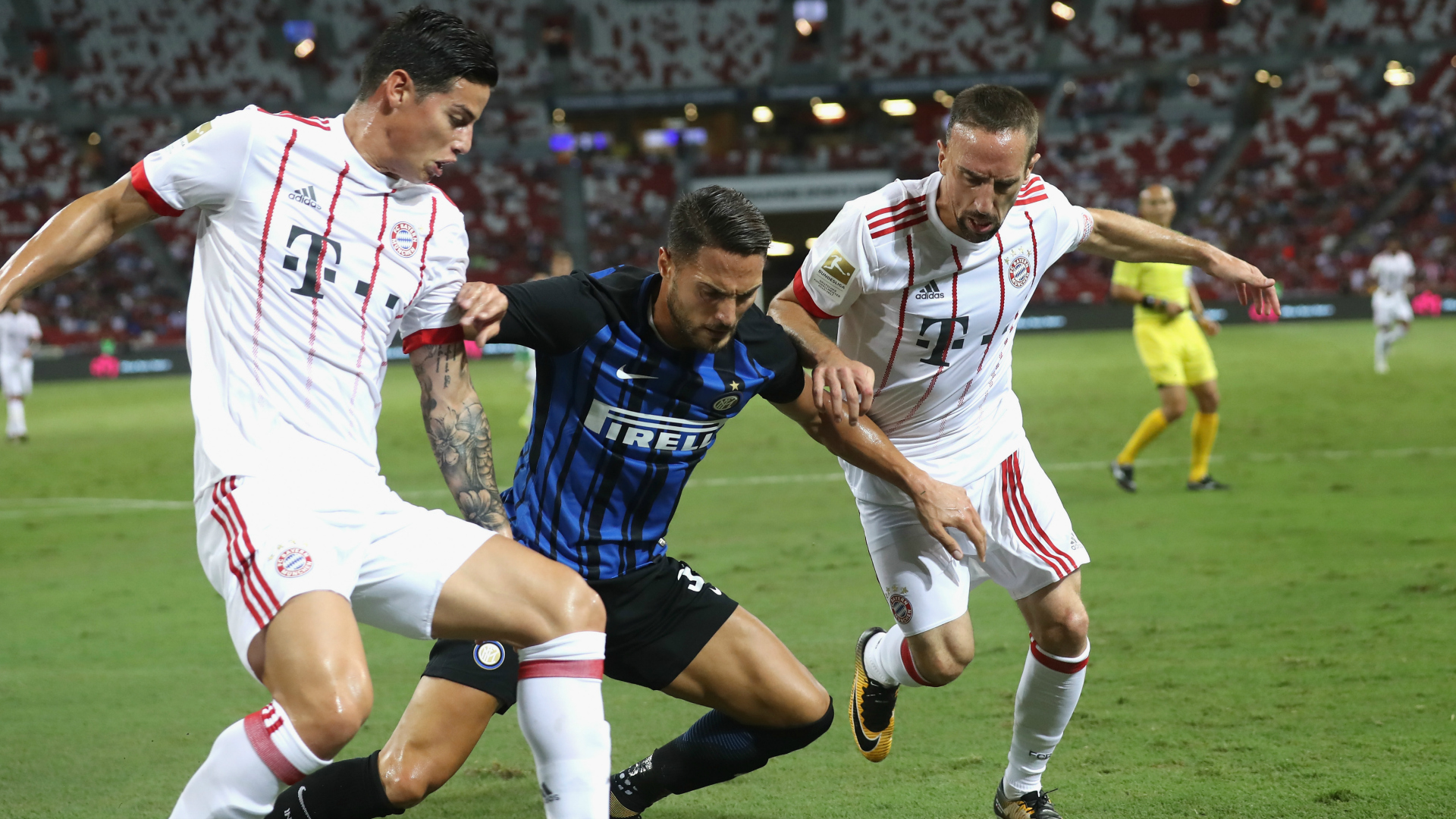 Liverpool Could Lose Sadio Mane To Inter Milan