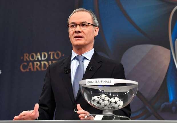 Se definió la fecha del sorteo de las semifinales de la Champions League
