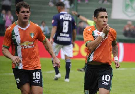 ► Banfield 2-0 Quilmes