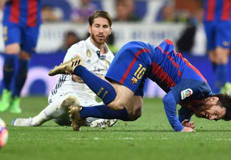 'Real always want to hurt Messi'