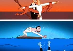 E' il Real Madrid? No, è Titanic...