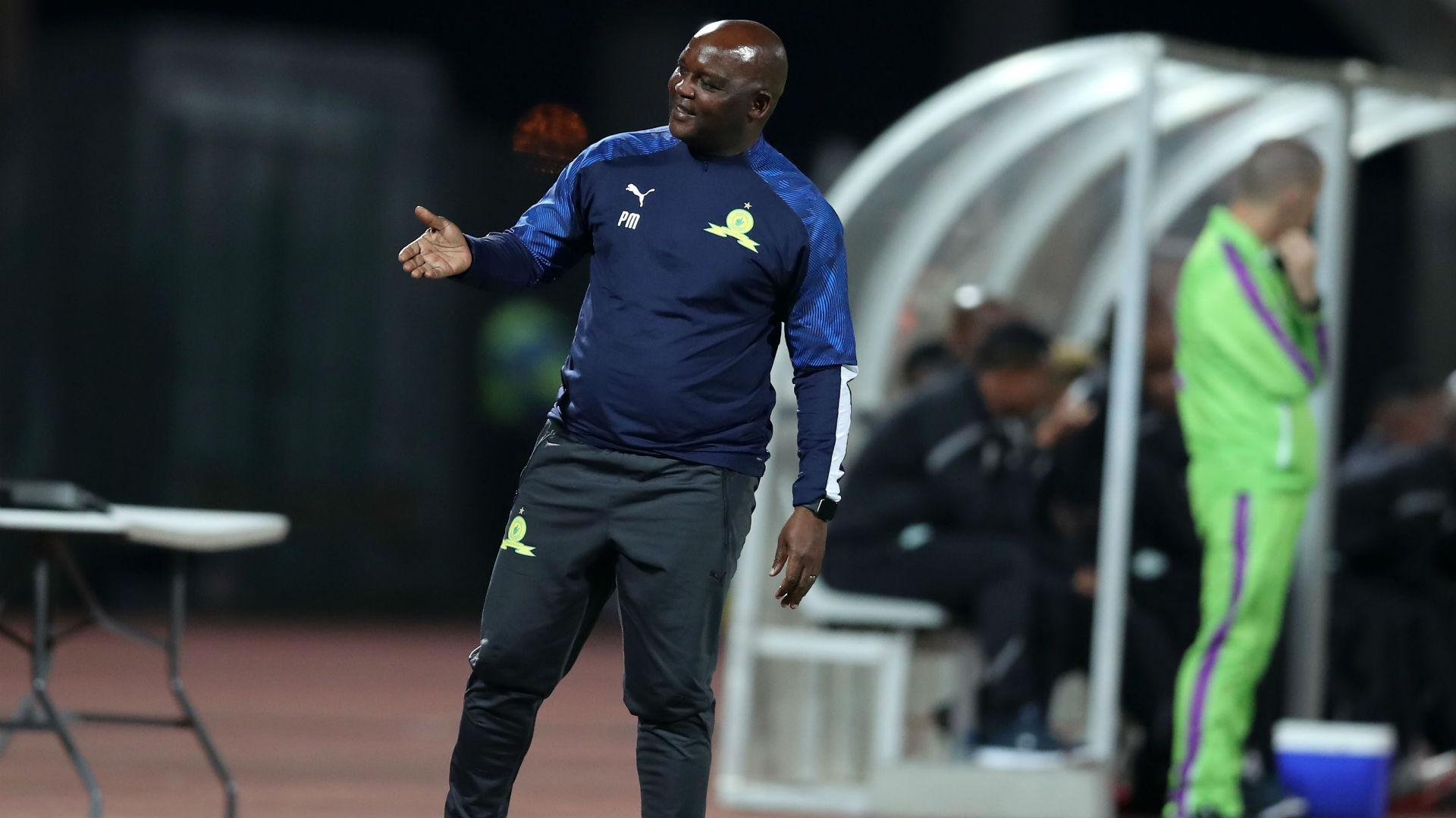Mamelodi Sundowns midfielder Mahlambi's miss was very funny – Mosimane