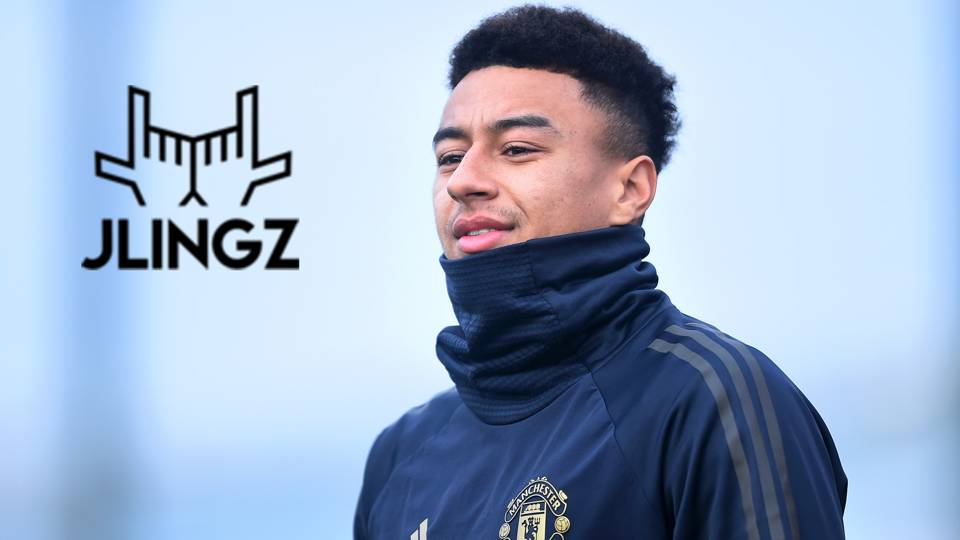 What Is JLingz? Manchester United Star Jesse Lingard's New