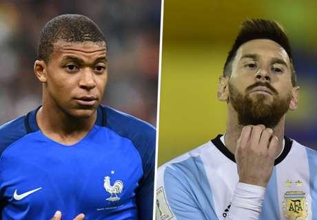 Mbappe je profesionalniji od Messija
