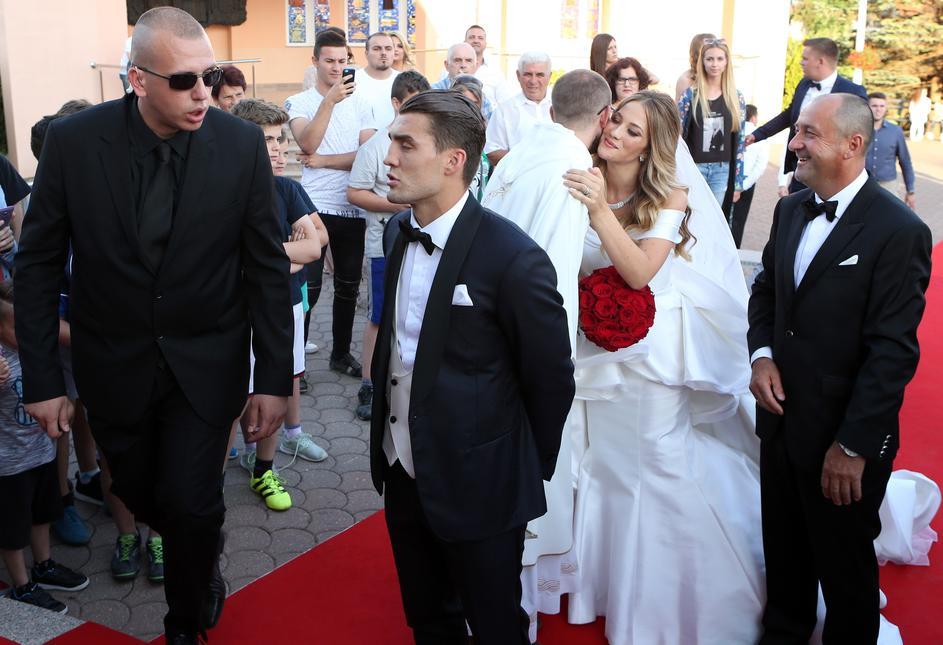 mateo kovacic wedding - 17062017