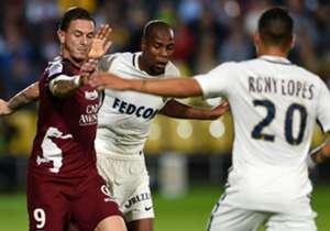 Rony Lopes Metz Monaco