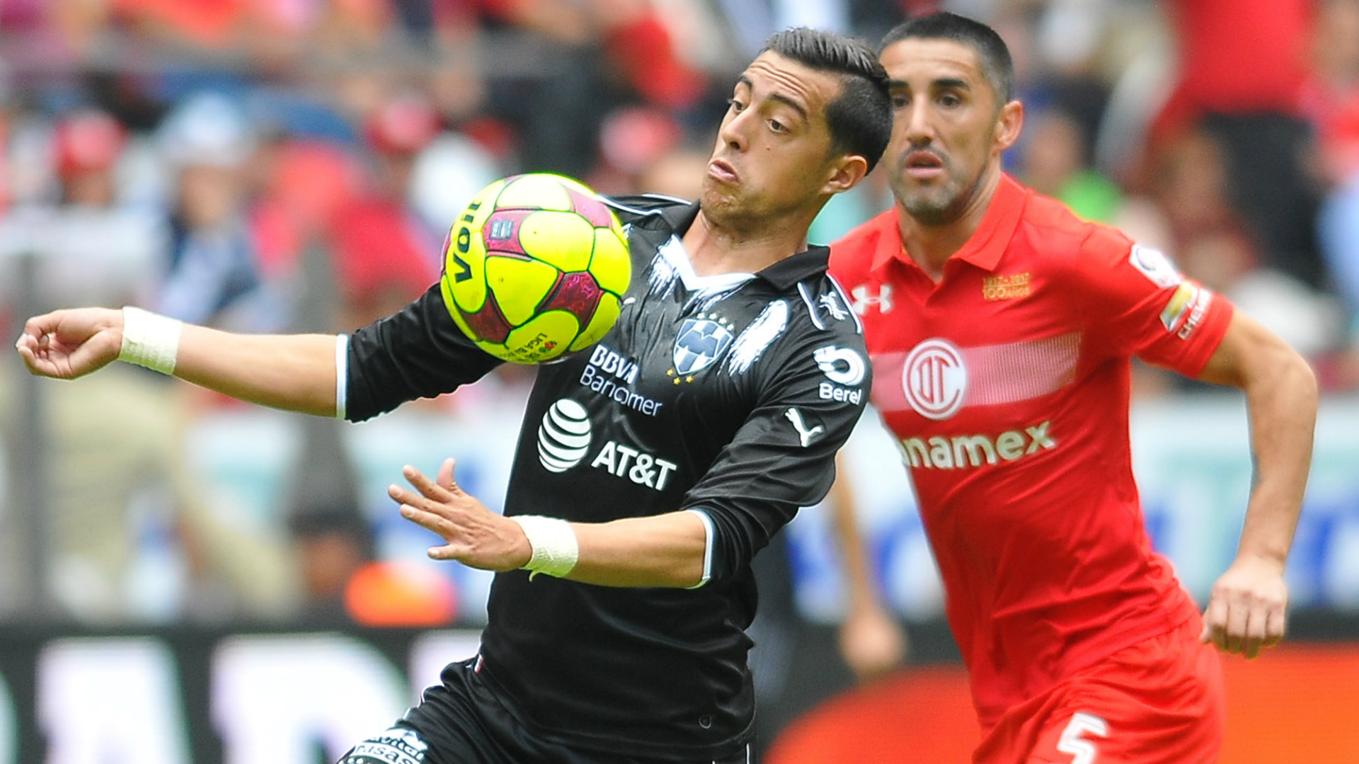 Rogelio Funes Mori Monterrey Osvaldo Gonzalez Toluca