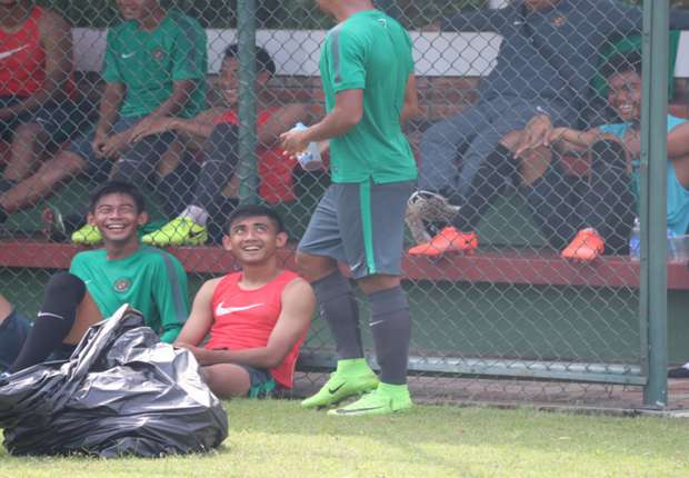 Empat Gol Tutup Hari Terakhir TC Timnas Indonesia U-22